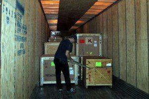 LTL Trucking Slide Image