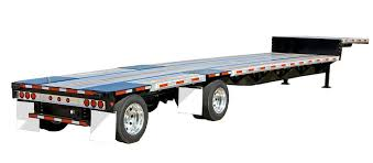 Step Deck Trailer >> Step Deck Trailer West Coast Carriers