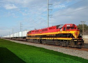 Intermodal Transport Slide Image