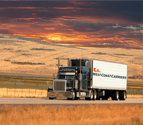 Refrigerated Trucking Slide Image