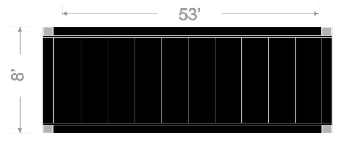 53 Foot Container Specs