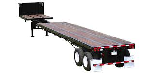 Extendable/Expandable Flatbed Trailers